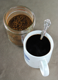 coffee-with-ground-chicory