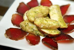 porcini-salad