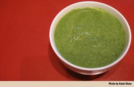 borage soup recipe