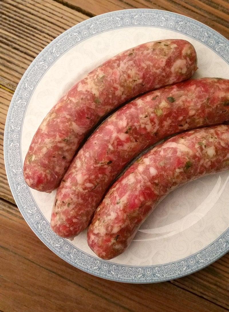hmong sausage recipe