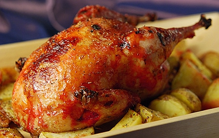 pheasant prickly pear glaze