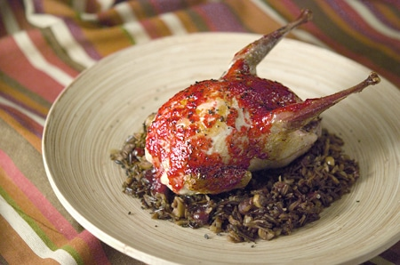 roast grouse recipe