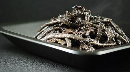 squid ink pasta recipe