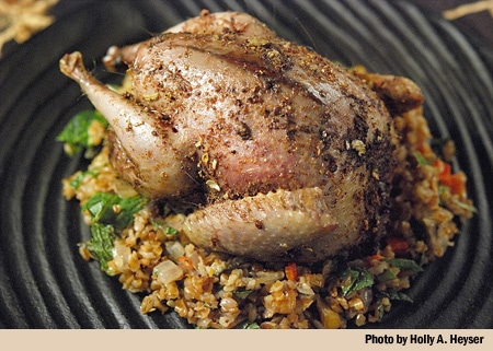 turkish roast pigeon recipe
