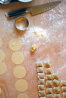 how to make tortelli