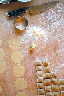 how to make tortelli