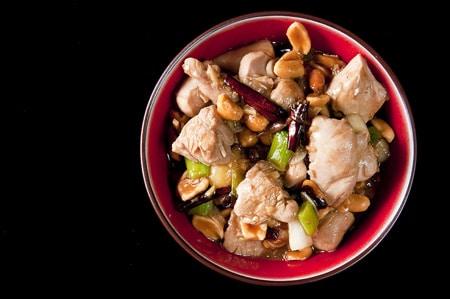 kung pao pheasant recipe
