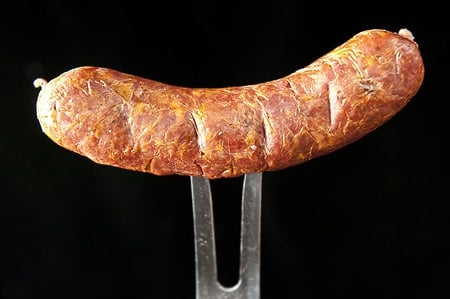 smoked portuguese linguica recipe
