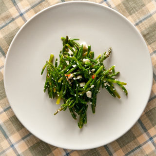 sea bean salad