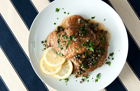 pheasant piccata recipe