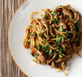 greek pheasant pasta recipe