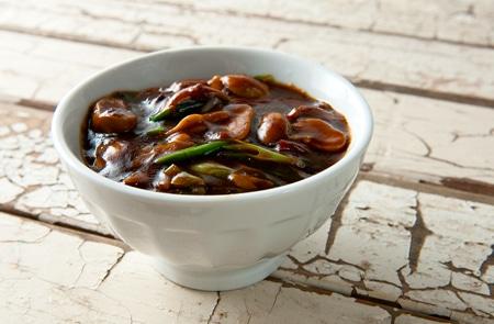 Chinese style puffball mushroom recipe