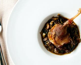 braised duck legs recipe