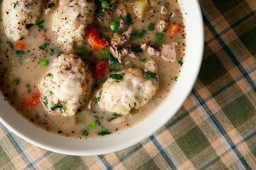 pheasant and dumplings recipe