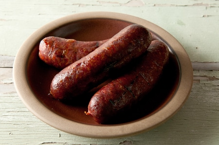 andouille sausage recipe