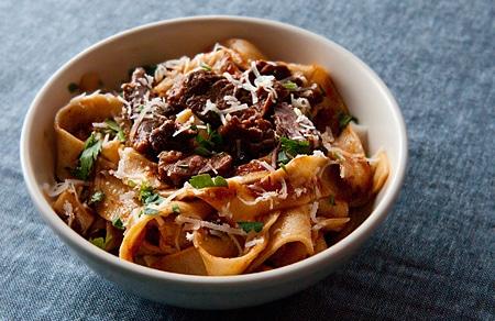 tuscan hare ragu recipe