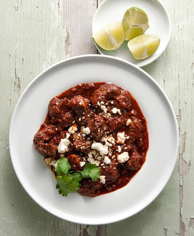chile colorado recipe