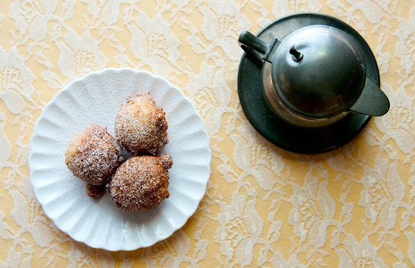 elderflower fritters recipe