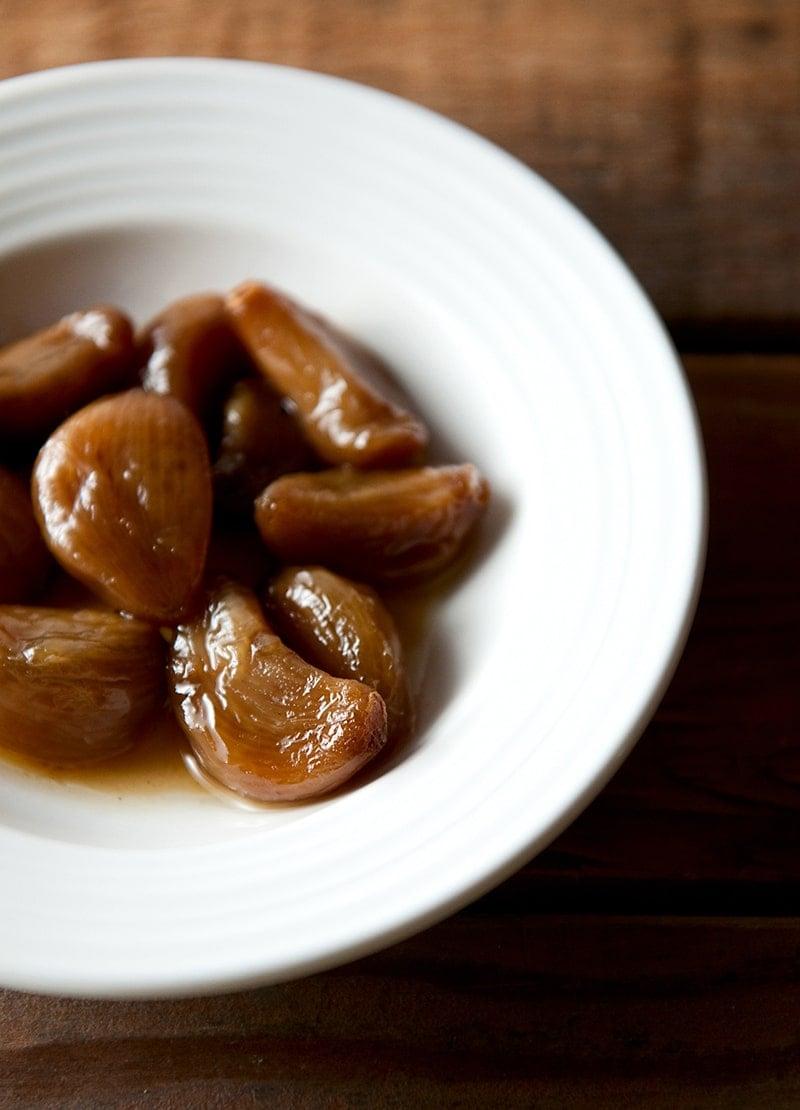 preserved garlic recipe