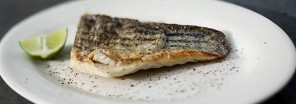 pan-seared fish