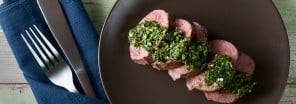 chimichurri with venison recipe