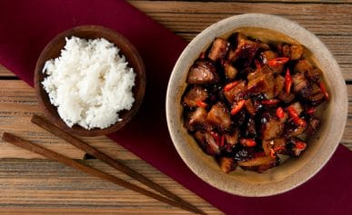 Chinese char siu boar recipe
