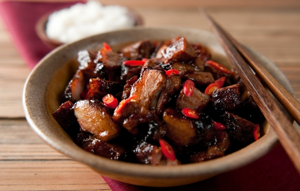 Chinese char siu boar recipe
