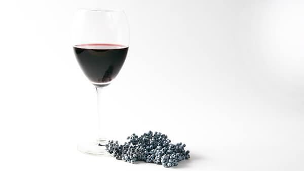 how to make elderberry wine
