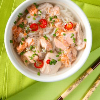 salmon head soup recipe