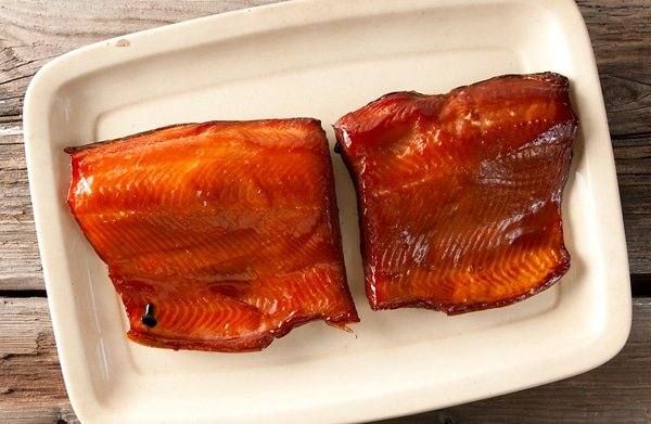 how to smoke salmon recipe