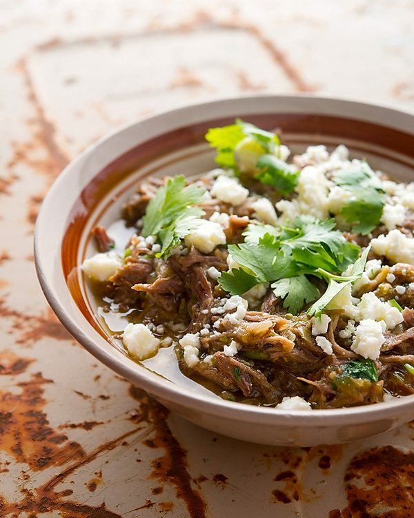 chile verde recipe with wild boar