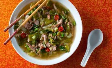 Hmong squirrel stew recipe