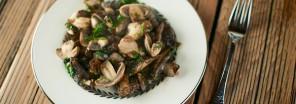 champignons provencal