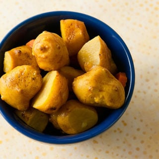 pickled jerusalem artichokes