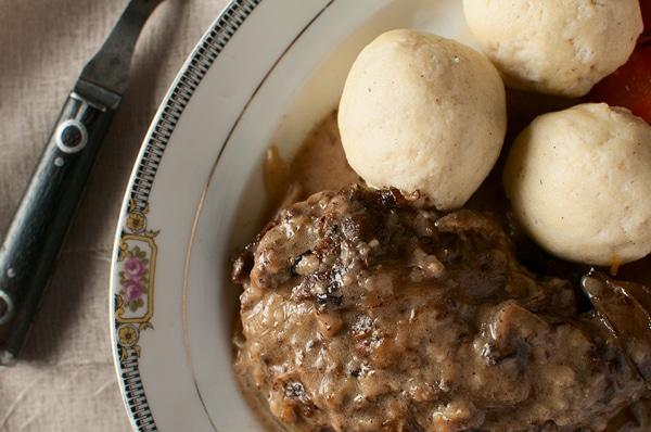 semolina dumpling recipe