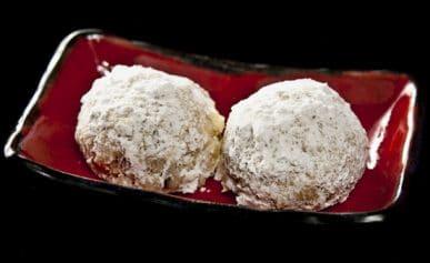 walnut snowball cookies recipe
