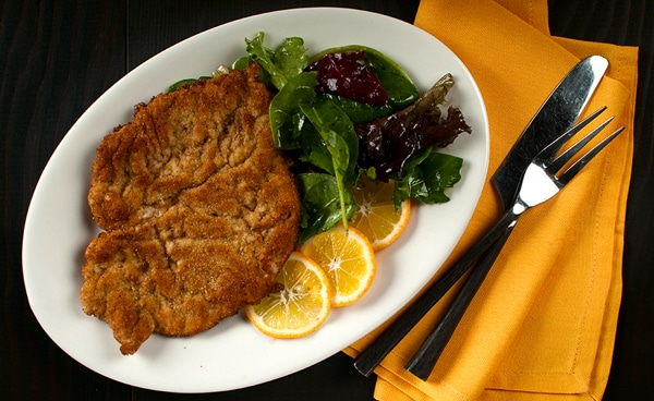 wiener schnitzel recipe