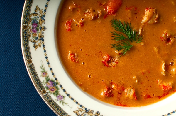 crayfish bisque recipe