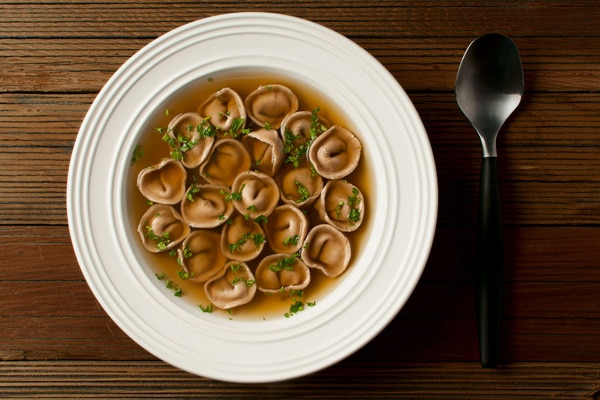 cappelletti recipe in broth