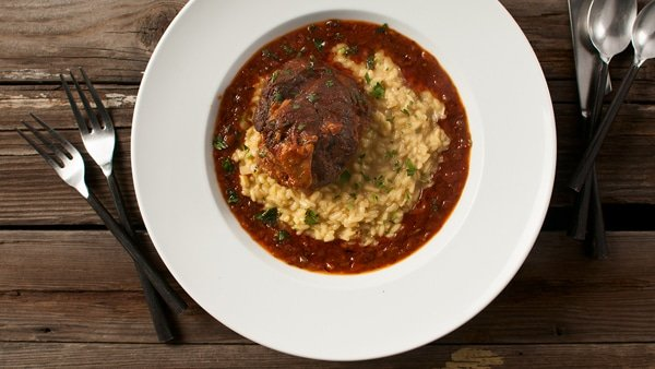 bear osso buco recipe