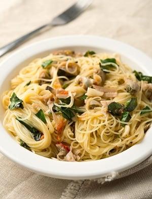 white clam sauce recipe