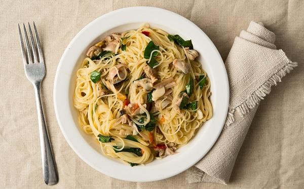 pasta clam sauce recipe