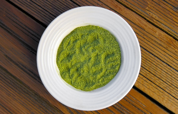powdered salicornia salt