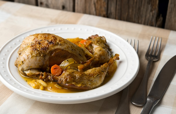 partridges escabeche recipe