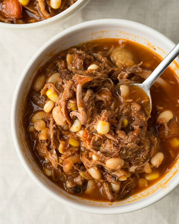 A recipe for Kentucky burgoo