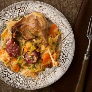 braised duck Niederwald recipe