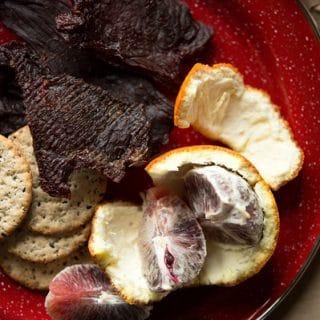 venison jerky recipe