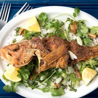 crispy fried fish recipe
