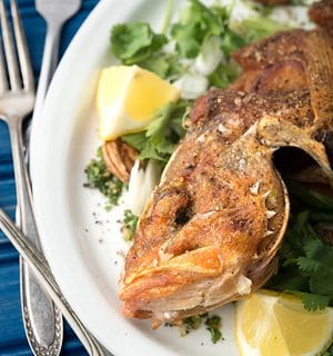 crispy fried fish recip
