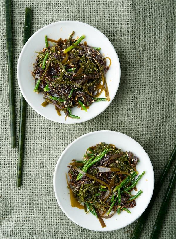 seaweed salad recipe